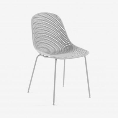 Stuhl Quinby | Weiß