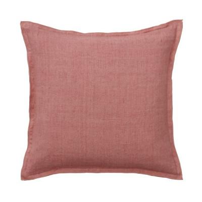 Kissenbezug Linen 50x50 cm | Altrosa