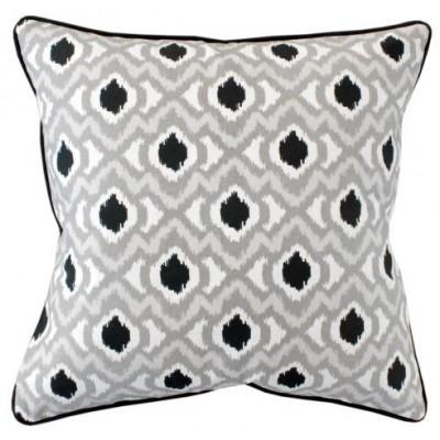 Kissenbezug Palma 50 x 50 cm | Grau