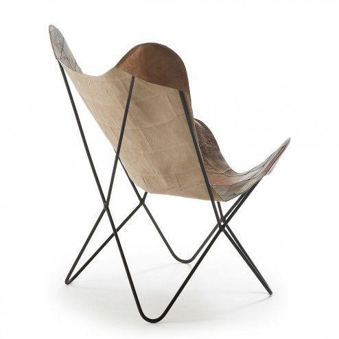 Lounge Chair | Dunkelbraun