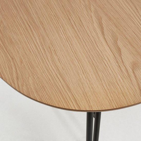 Ausziehbarer Esstisch Xenia 220x90 | Helles Holz