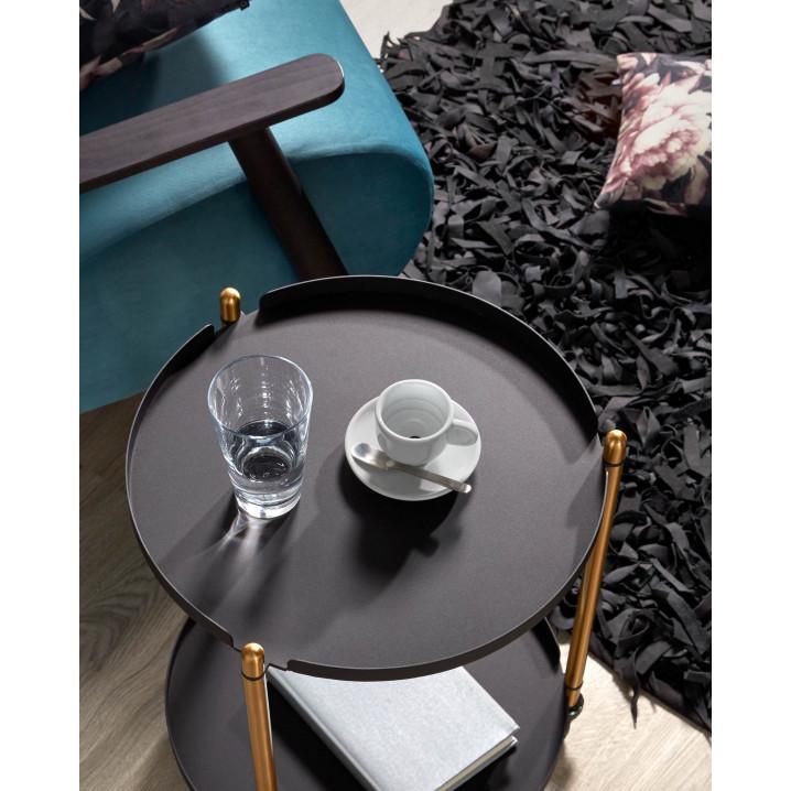 Side Table Maj | Black