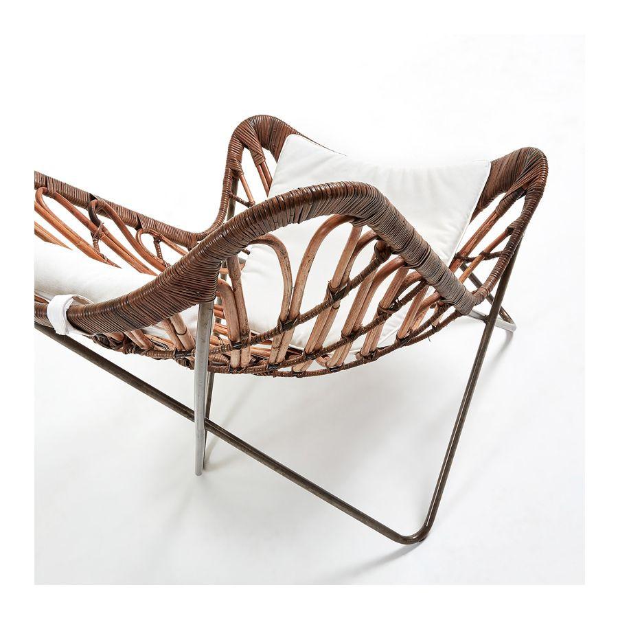 Lounge Chair | Rattan