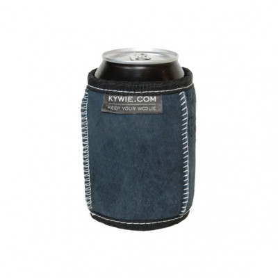 Koozie Durable Can Coolers Of Wool   Blue