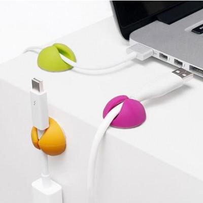 CableDrop Set of 6 | Bright Colours