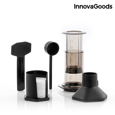 Hand Press Cafetiere InnovaGoods