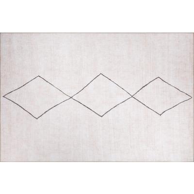 Carpet Soul Chenille 140x190 cm I Beige AL 194
