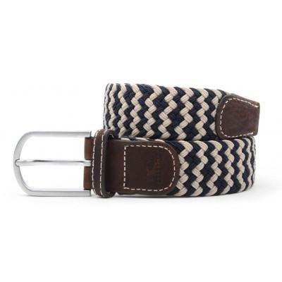 Braided Men's Belt | The Normande