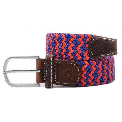 Braided Men's Belt | The Turin