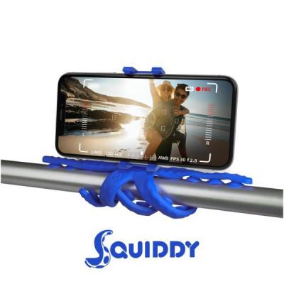 Flexibles Stativ Squiddy | Blau