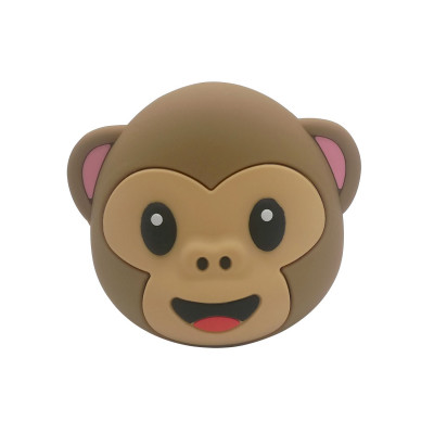 Powerbank Emoji   Affe