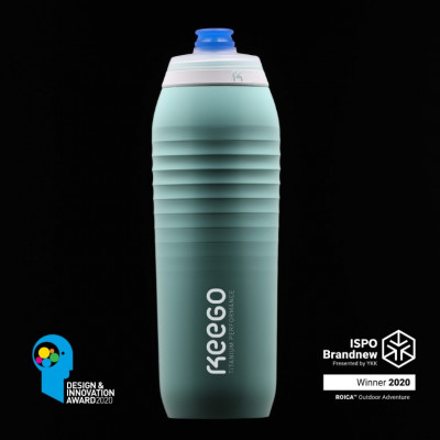 Quetschbare Titan-Flasche | Postfrisch