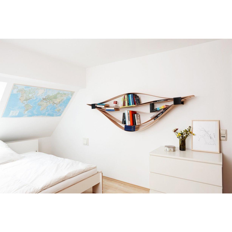 Wall Shelf Chuck | Black