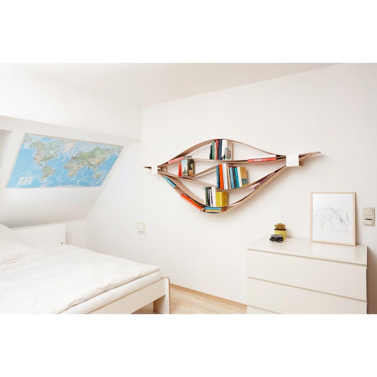 Wall Shelf Chuck | White
