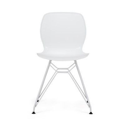 Rietia Chaise Set de 2 | Blanc