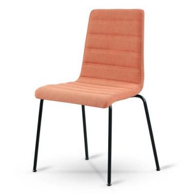 Stuhl Dundie 2er-Set | Orange