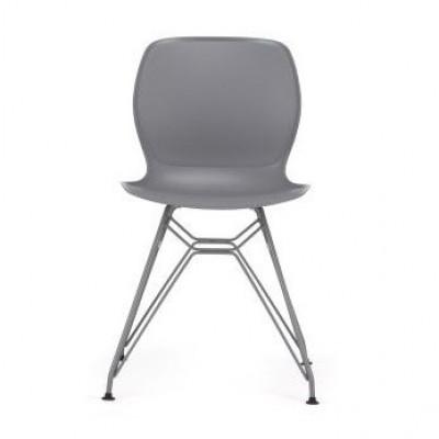Stuhl Rietia 2er-Set | Grau
