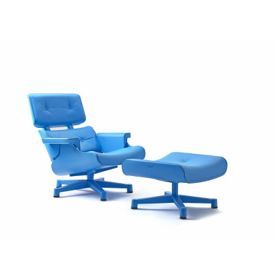 Mal 1956 Lounge Set | Blau