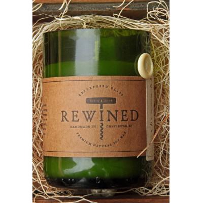 Rewined Kerze | Champagner