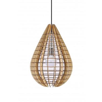 Pendant Lamp Chara | Wood