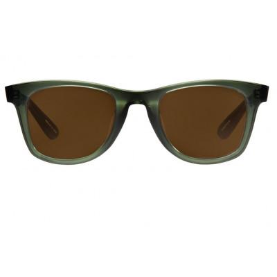 Charles Sunglasses   Bottle Green