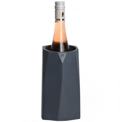 Flaschenkühler Charles Beton   Anthrazit