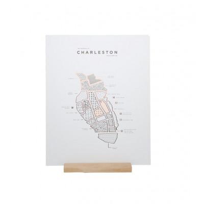 Map Charleston