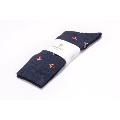 Men Socks Kelly | Indigo