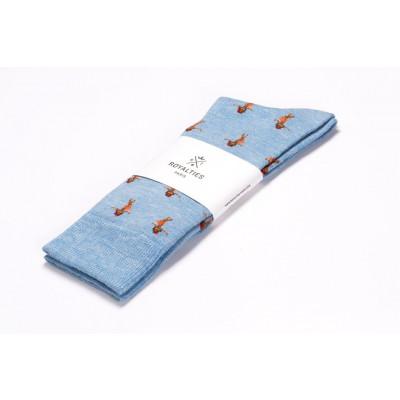 Men Socks Vahine | Azul