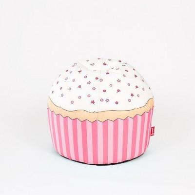 Kid's Pouf Cherry Cupcake