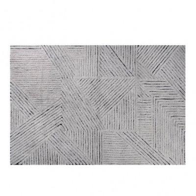 Wollteppich | Chia | Grau