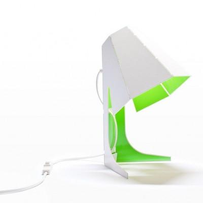 Chibi White/Green