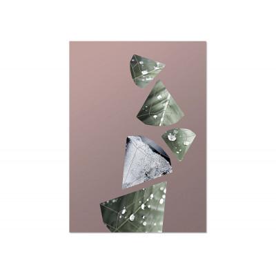Poster Diamond Drops