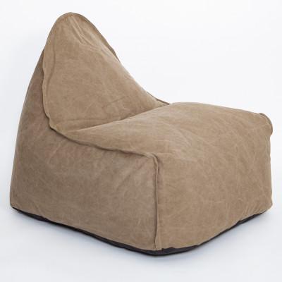 Sitzsack Chill + Nachfüllung | Braun