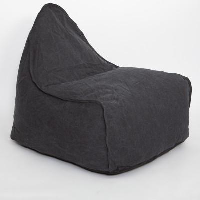 Sitzsack Chill + Nachfüllung | Grau