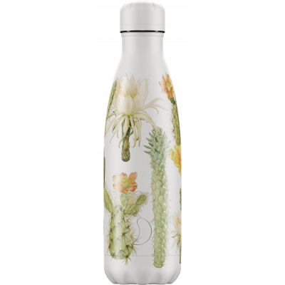 Mehrwegflasche Botanical   Cacti - 500 ml