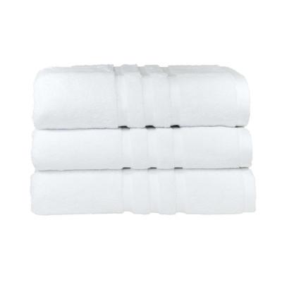 Badetücher Irvington 3er-Set   Weiß
