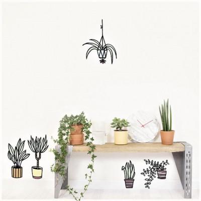 Eva Mouton Wall Sticker | Plant