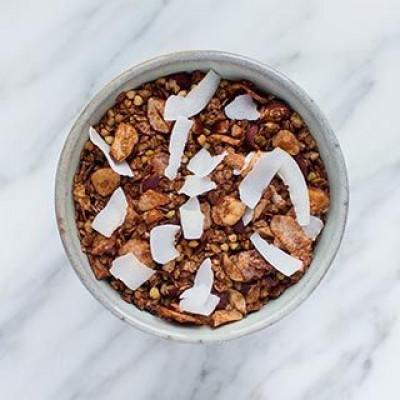 Granola   Schokolade & Kokosnuss