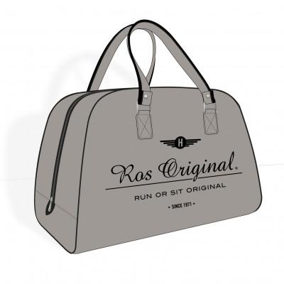 Ros Original Ottomane | Chrom