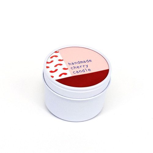 Fragrance Candle   Cherry