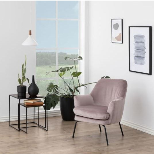 Resting Chair Gwen | Pink