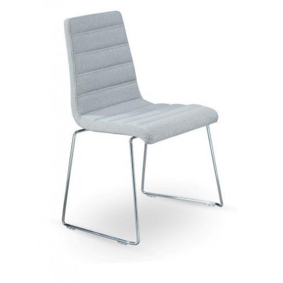 Ljungs Chaise Set de 2 | Gris Clair