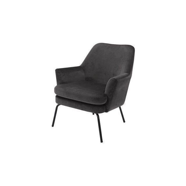 Gwen Resting Chair | Dark Grey