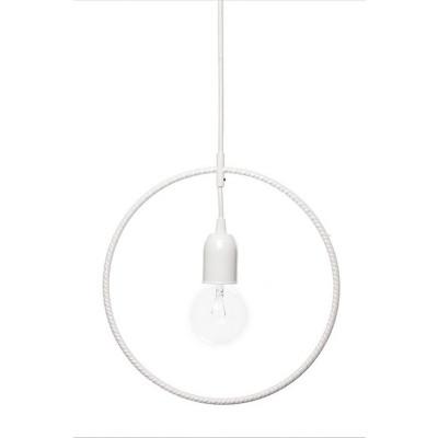 Circle | White