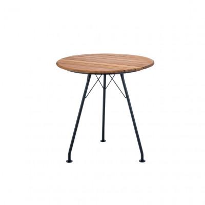 Außencafe-Tisch Circum | Runde