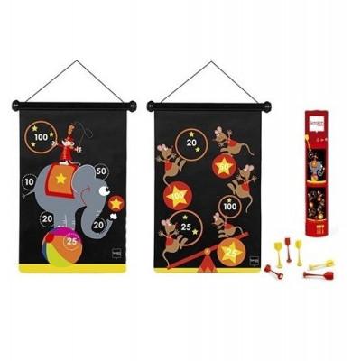 Magnetic Darts Game   Circus