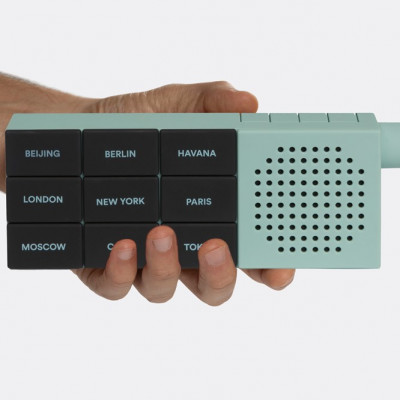 The CityRadio | Blau