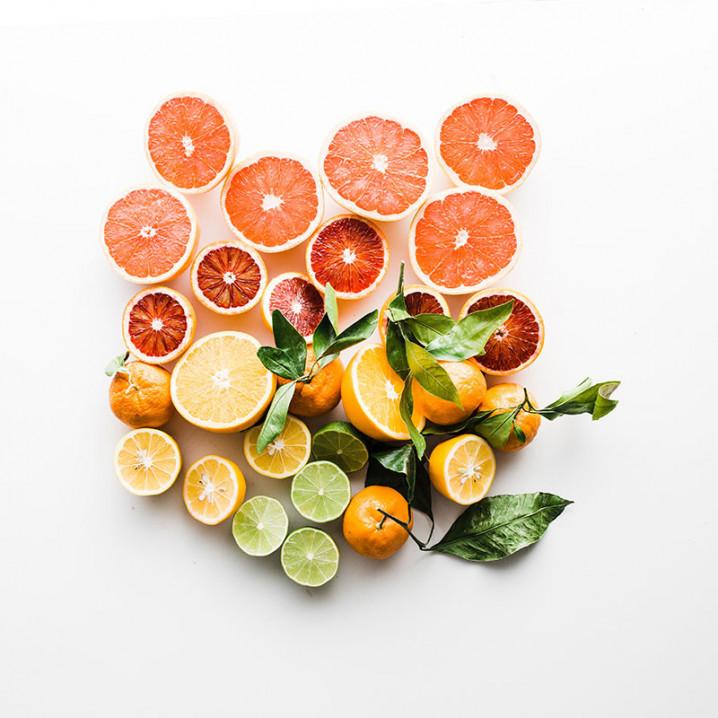Set van 3 Natuurlijke Yoghurt Zeepjes | Energy Citrus | Geel