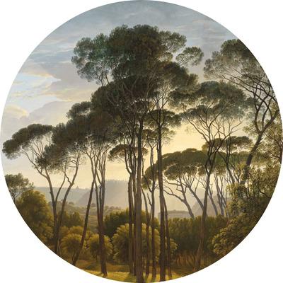 Wall Poster 190 cm Golden Age Landscapes